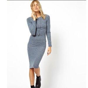 ASOS body-con dress in Nepi.